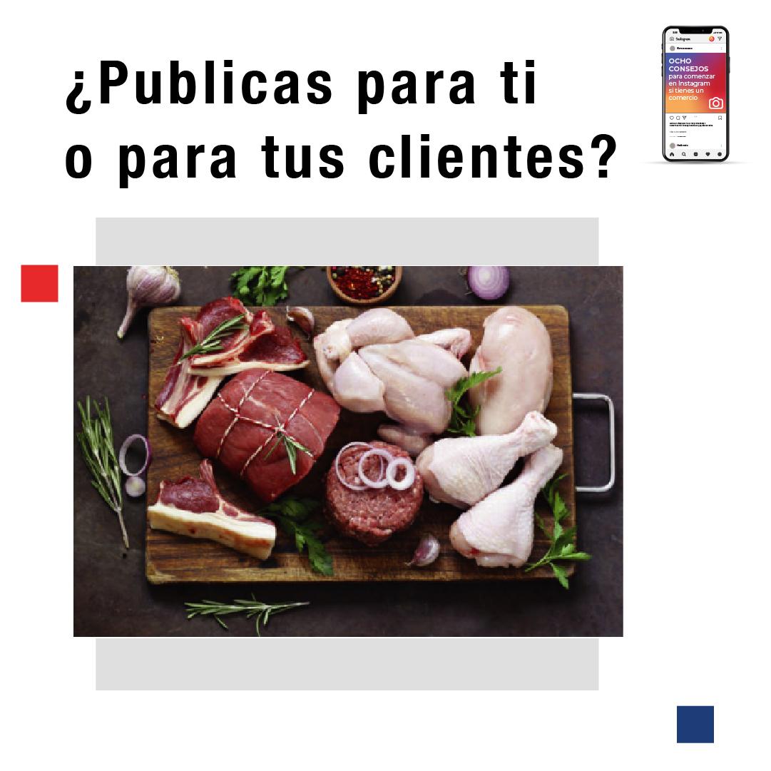 ¿Publicas para ti o para tus clientes?