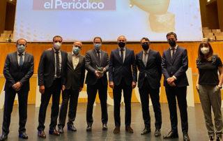 La Terminal Marítima de Zaragoza, ganadora del premio Aragoneses del Año