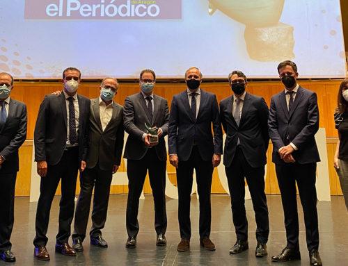 La Terminal Marítima de Zaragoza, ganadora del premio Aragoneses del Año.