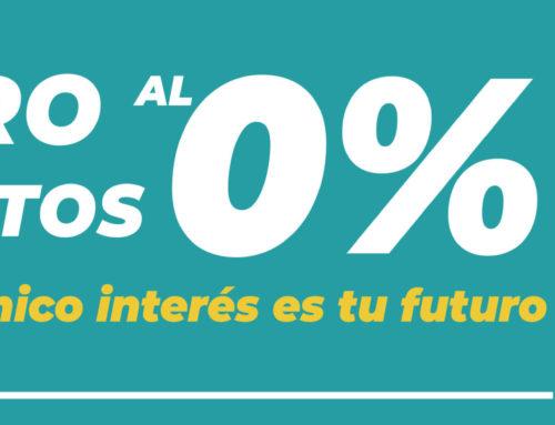Microcréditos para autónomos y pequeños empresarios al 0%